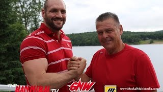 Ronnie Garvin Full Career Shoot Interview!