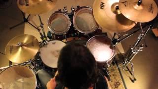 Jonathan Hébert - Thunderstruck (Drum Cover)