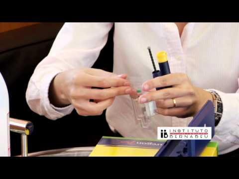 Anleitung für Puregon: Vorbereitung und Verabreichung des Medikaments. Instituto Bernabeu
