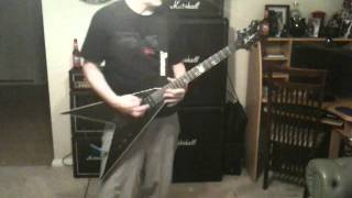 Pungent Stench...inquisitor...guitar cover