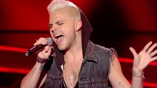 Vince Kidd performs 'Like a Virgin' by Madonna | The Voice UK - BBC