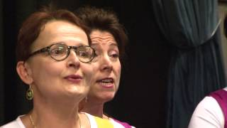 Video: 11 07 14   Lappeenrannan Naislaulajat FI