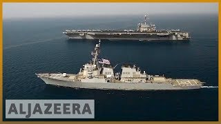 🇸🇾 Syria hiding, moving potential military targets after US threat   Al Jazeera English - Video Youtube