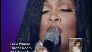 Throne Room Cece Winans Part 37