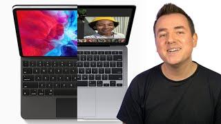 New iPad Pro vs New MacBook Air (2020)
