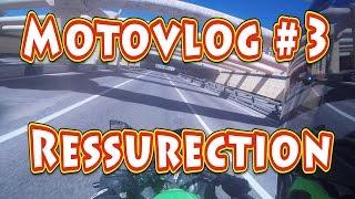MotoVlog #3. Подготовка к ТО и что из этого вышло