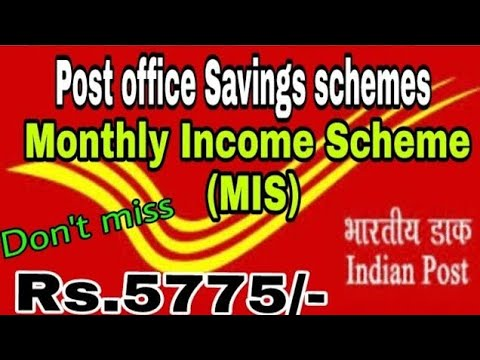 Download Post Office Monthly Income Scheme Details In Bangla