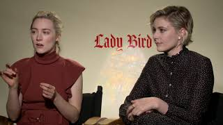 Download Youtube: Saoirse Ronan and Greta Gerwig chat 'emotional truth' of 'Lady Bird' and Oscar buzz