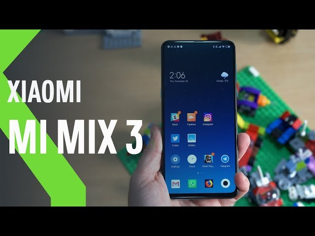 Xiaomi Mi MIX 3, análisis: pantalla deslizante para decir adiós al notch