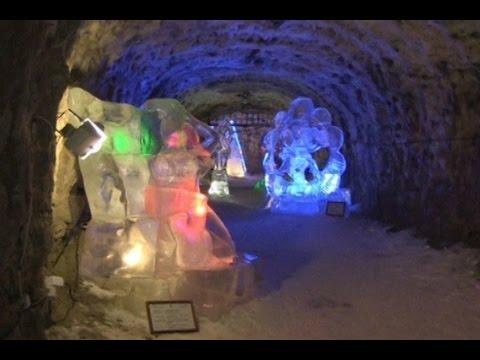 Video Bar Es di Bawah Tanah Kota Yakutsk Rusia