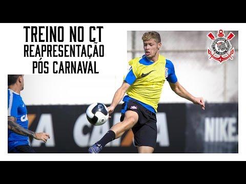 Reapresentação do Corinthians pós carnaval