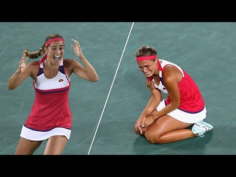 These Winning Moments in Sports Were So Emotional!