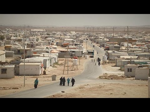 Being a mother and refugee at Jordan's Zaatari camp