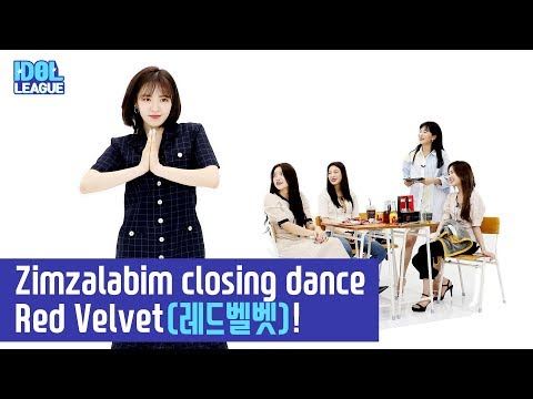 (ENG SUB) Red Velvet(레드벨벳), Zimzalabim closing dance - (4/4) [IDOL LEAGUE]