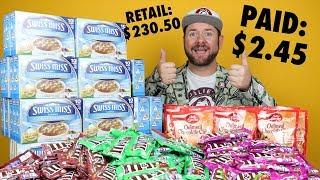 🔥 $2.45 TOTAL! MASSIVE Dollar General Penny Shopping Haul!