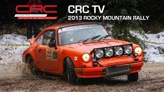 Rally - Invermere2013 Round5 Full Event Broadcast