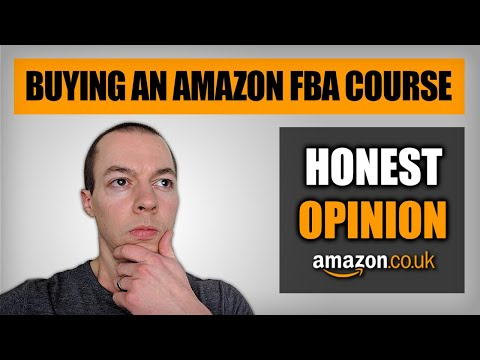 Amazon FBA Courses Are SCAMS? | Should You Buy an Amazon ...