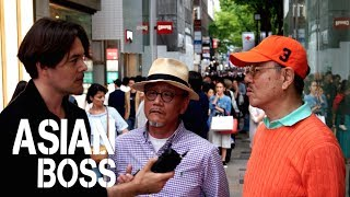How Do The Japanese Feel About LGBT? | ASIAN BOSS