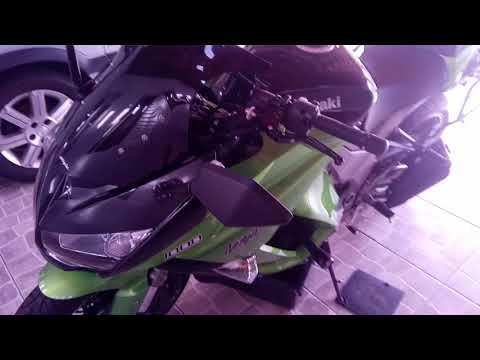 Economizando na troca de óleo Kawasaki Ninja 1000
