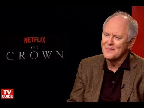 The Crown's John Lithgow Was Shocked to Be Cast as Winston Churchill