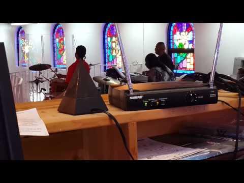 Gospel Drum Cover- The Anthem