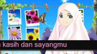 Impian Kasih Lirik In Team.wmv