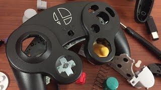 NEW Smash Ultimate Controller - Review, Playtest, Unboxing, Taking Apart