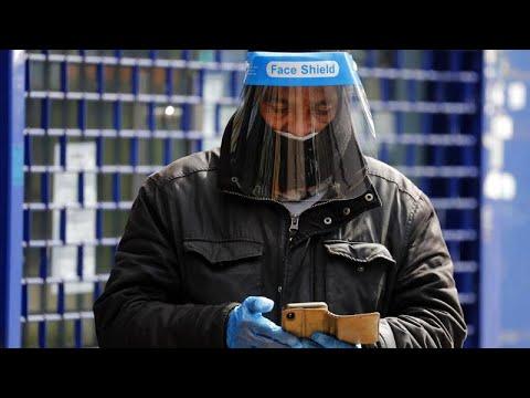 Επικρίσεις προς τη βρετανική κυβέρνηση για τη διαχείριση της πανδημίας…