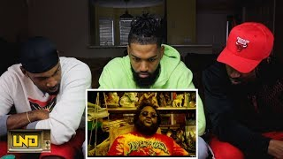 Bas   Tribe With J. Cole [REACTION]