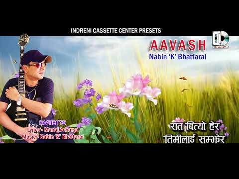 Raat Bityo By Nabin K. Bhattarai // Nepali Pop Song