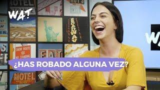 MARIA VALERO en 1 MINUTO | WATmag