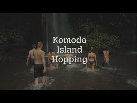 Komodo Island Hopping Video