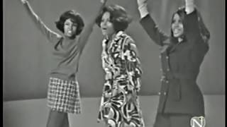 Diana Ross & The Supremes - Reflections [Spain TV] [1967]