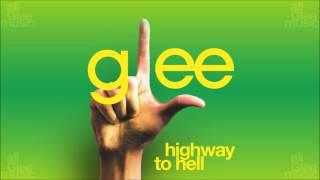 Glee - Highway To Hell (STUDIO) [feat. Jonathan Groff]   Hell-O