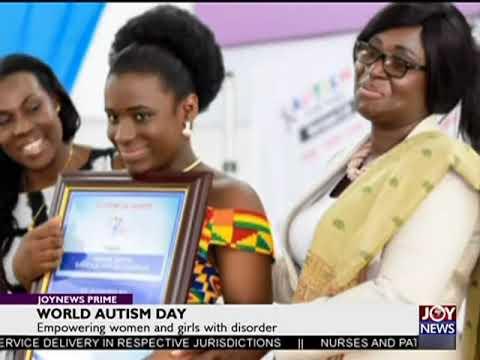 World Autism Day – Joy News Prime (2-4-18)