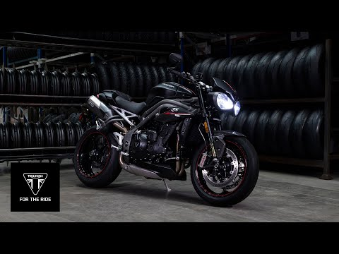 2018 Triumph Speed Triple RS in Shelby Township, Michigan - Video 1