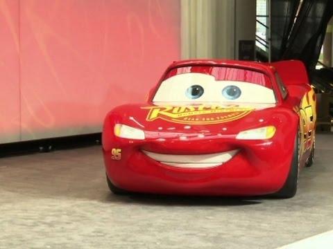 Creators Talk 'Cars 3' Movie at Mich. Auto Show