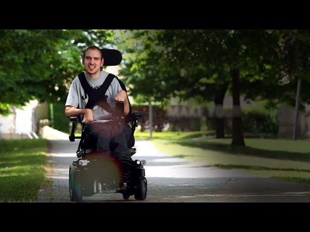 Quickie Salsa Q500M SEDEO PRO Power Chair Wheelchair Mid-Wheel Sunrise Medical Video