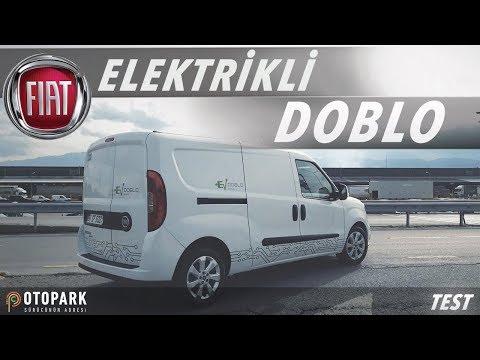 Elektrikli FIAT Doblo Kullandık | Tavanı çıkabilen Doblo Natura Konsept | Dodge Neon bizde Egea?!