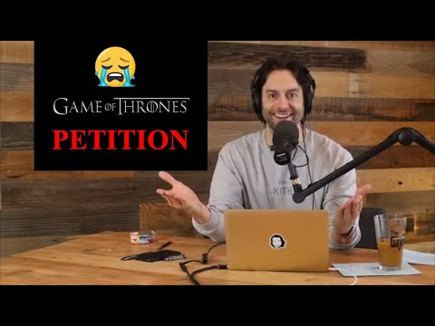Chris D'Elia Reacts to the Game of Thrones Season 8 Petition