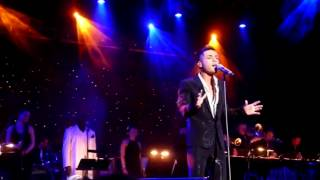 Anthony Callea, When You Believe, Gotta Have Heart concert