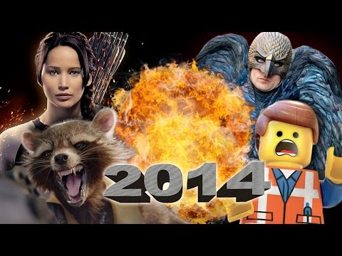 2014: A YEAR IN MOVIES MASHUP!