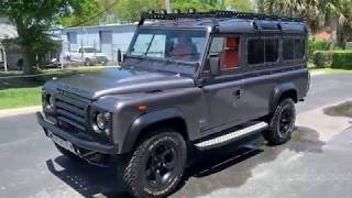 1984 Land Rover Defender 110 TDi Diesel Import FOR SALE