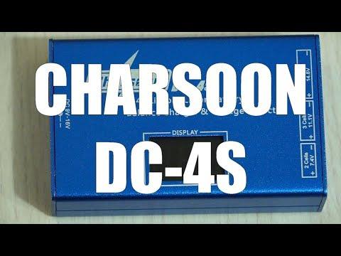 Charsoon DC-4S 2-4S Li-poly/Li-ion Charger (banggood.com)