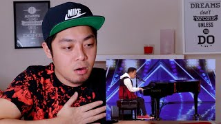 Pinoy Reacts to Kodi Lee Golden Buzzer Moment! America's Got Talent | Rhaz Reacts