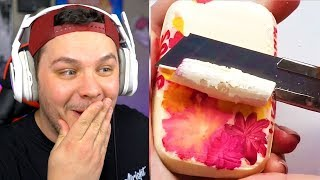 Oddly Satisfying Compilation - Reaction