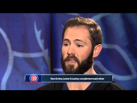 CSN's Kelly Crull Chats With Jake Arrieta