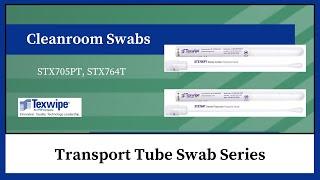 Transport Tube Swabs