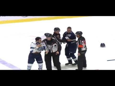 Justin Vachon vs. Reid Halabi