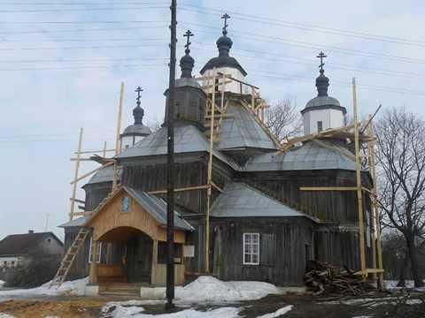 Церкви города находки